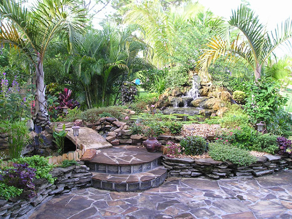 16 Simple But Beautiful Backyard Landscaping Design Ideas on Beautiful Backyard Ideas id=86336