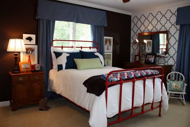 17 Cool Teen Bedroom Designs For Boys