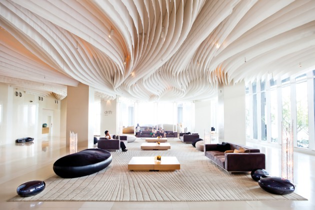 10 Astonishing Lobby Design Ideas That Will Greatly Admire You