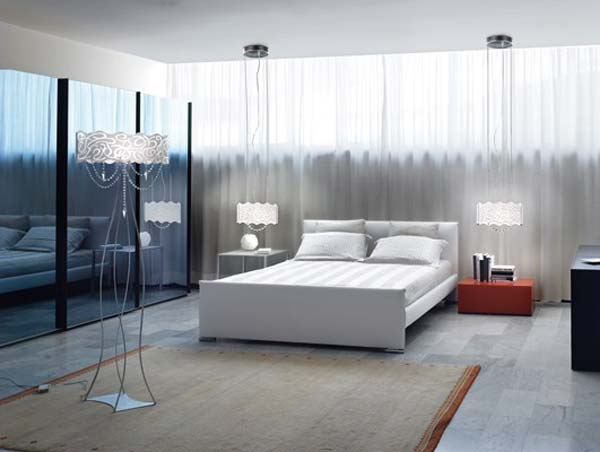 20 Fascinating Examples Of Modern Bedroom Lighting Ideas