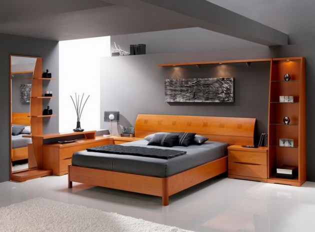 17 Adorable Small Contemporary Bedroom Design Ideas