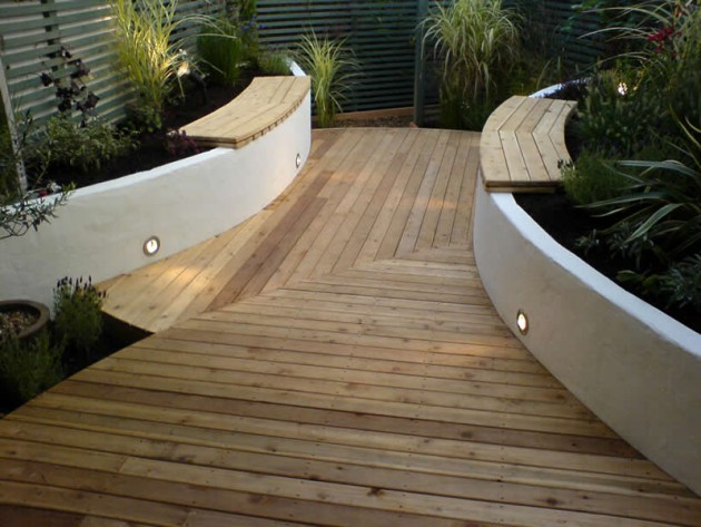 5 Architecture Ideas For A Terraced Garden