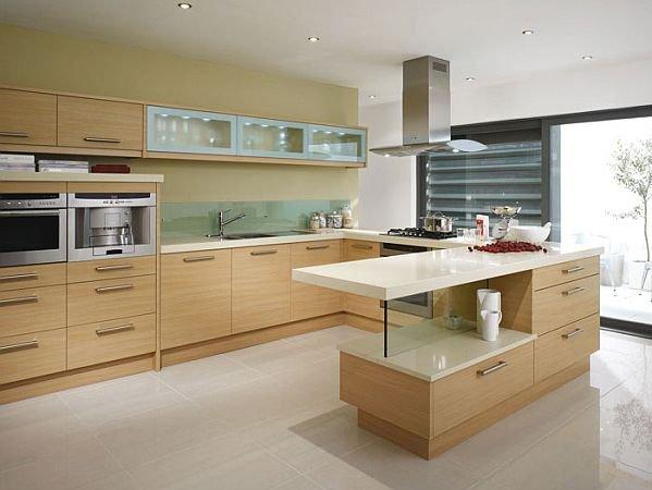 21 Captivating Big Spacious Kitchen Design Ideas