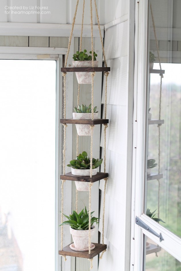 18 Creative Space-Saving Ideas For Your Balcony That Everyone Need To See