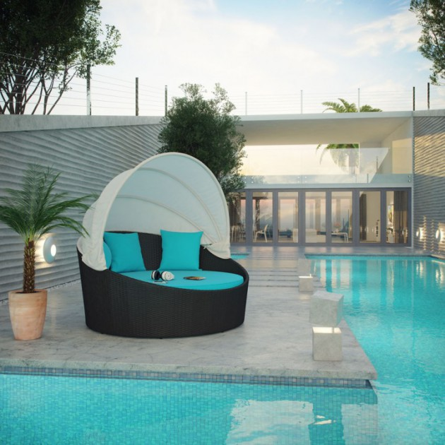 19 Delightful Outdoor Bed Designs For Ultimate Relaxation