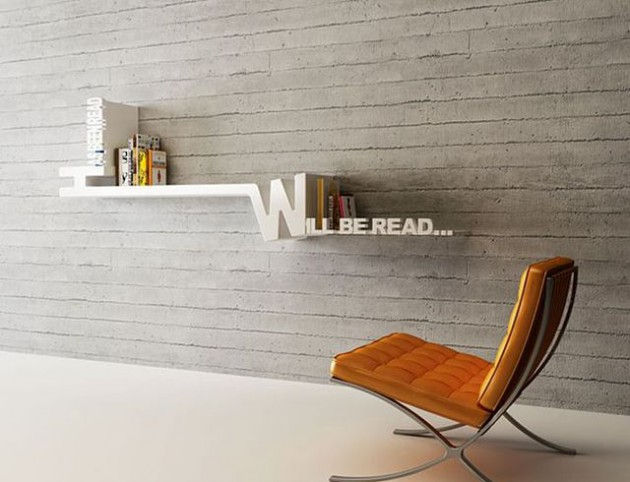 19 Fascinating Bookshelves Ideas To Adorn Your Living Room