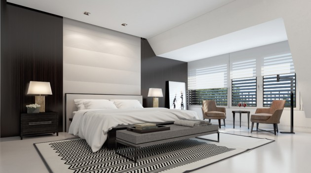 17 Fascinating Penthouse Bedroom Design Ideas That You Must See