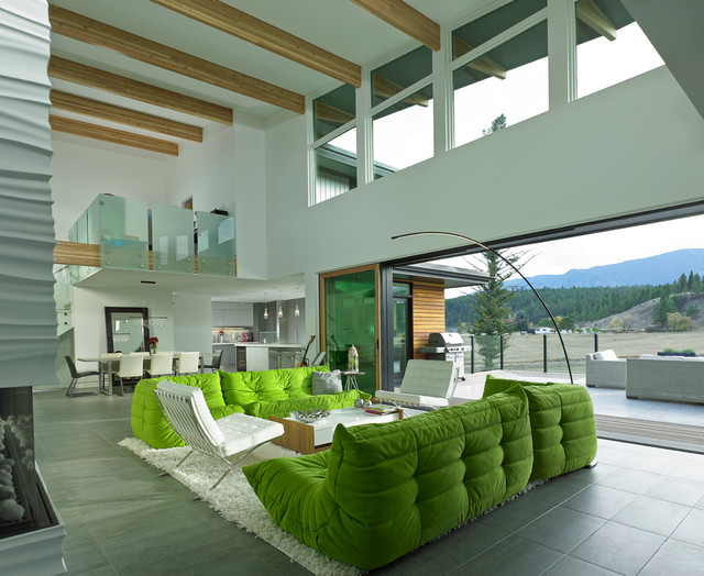 15 Astonishing Contemporary Living Room Designs That Will Leave You Impressed