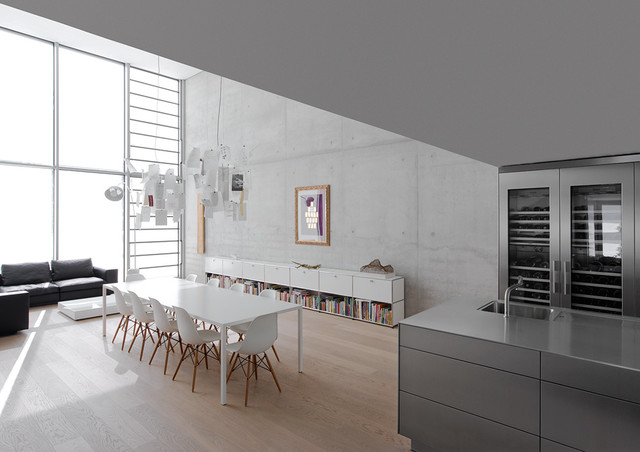 15 Impressive Contemporary Dining Room Designs That Will Make You Want Them