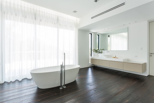 15 Spectacular Contemporary Bathroom Designs Youll Be Very Fond Of
