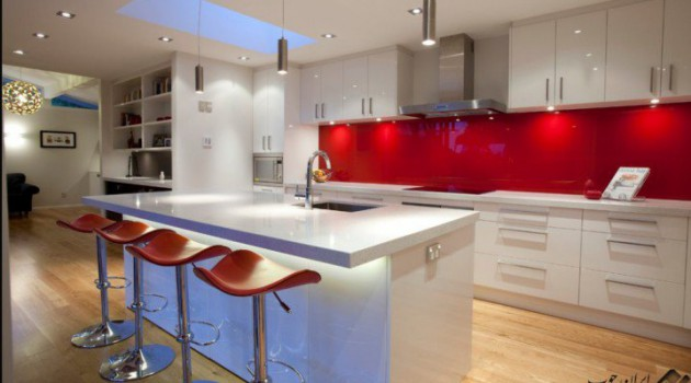 20 Truly Amazing Glass Backsplash Ideas For Your Dream Kitchen