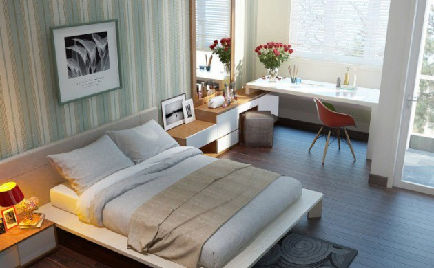 19 Practical Bedroom Workspace Ideas For Small Homes