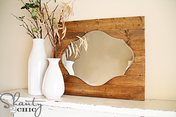 17 Impressive DIY Decorative Mirrors For Every Room