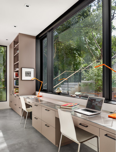 16 Outstanding Contemporary Home Office Designs To Make You Enjoy Working