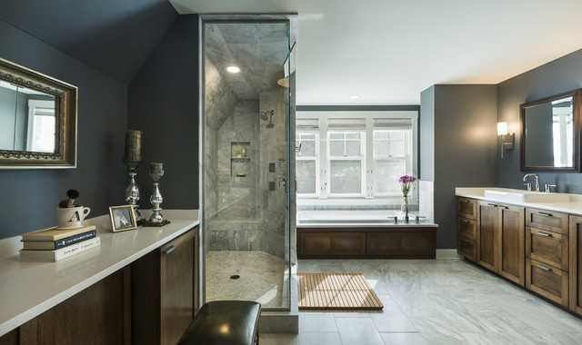 16 Representative Traditional Bathroom Designs Full of Cool Ideas
