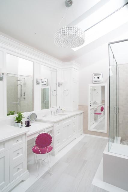 16 Representative Traditional Bathroom Designs Full of Cool Ideas
