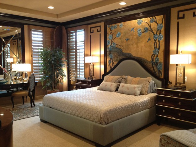 16 Classy Asian Bedroom Designs For Contemporary Homes