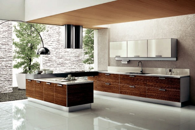 16 Modern Kitchen Designs For Everyone Who Loves Elegance