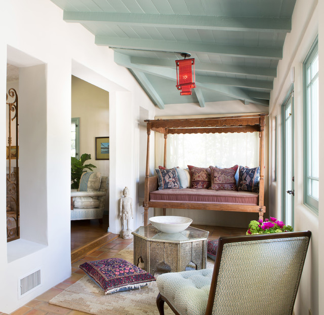 17 Chic Mediterranean Conservatory Designs For Your Enjoyment