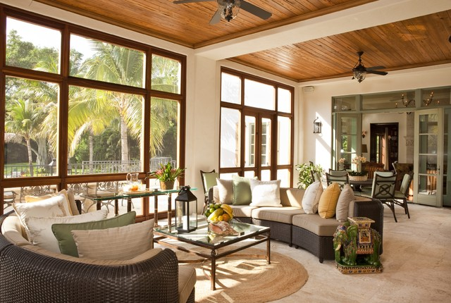 17 Chic Mediterranean Conservatory Designs For Your Enjoyment