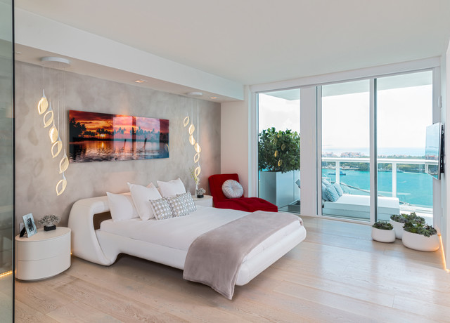 17 Dazzling Contemporary Bedroom Designs You Can't Dislike