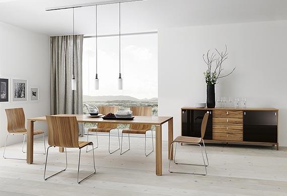17 Simply Amazing Minimalist Dining Room Designs