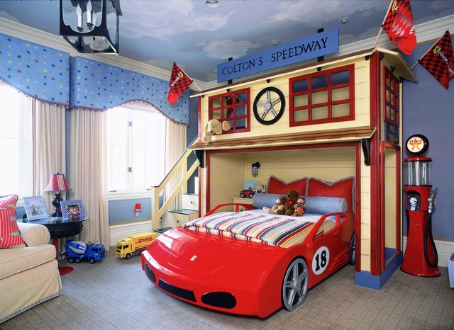 18 Amusing Traditional Kids' Room Designs Your Kids Will Adore