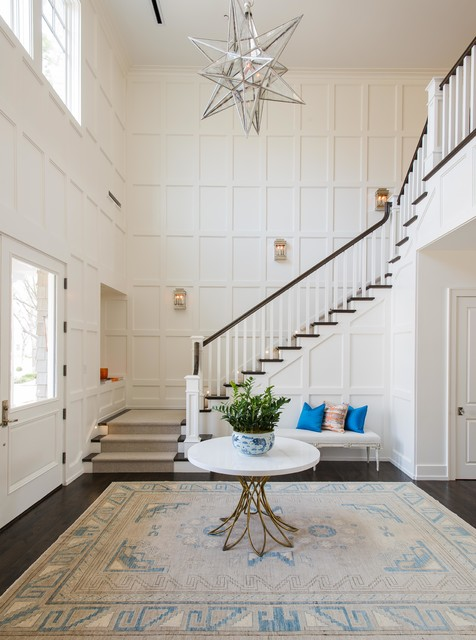18 Bespoke Traditional Staircase Designs That Will Connect Your Home