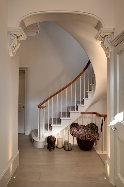 Front House Stairs