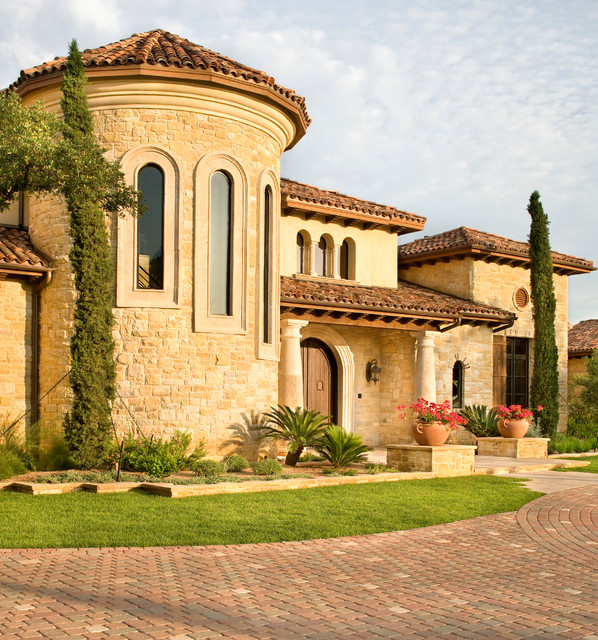 18 Dashing Mediterranean Residence Exterior Designs That Will Impress You