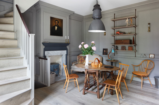 18 Incredible Traditional Dining Room Designs You'll Love