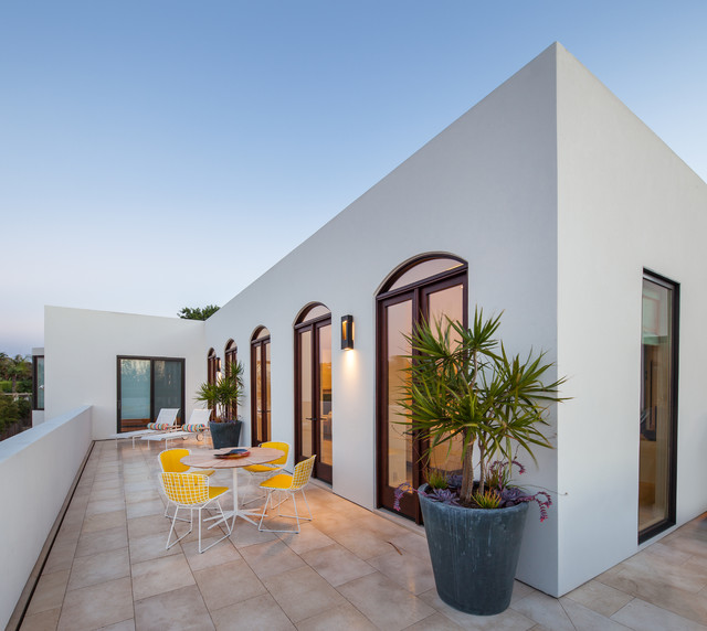 Mansion House Designs: 18 Lovely Mediterranean Terrace Designs That Are Perfect