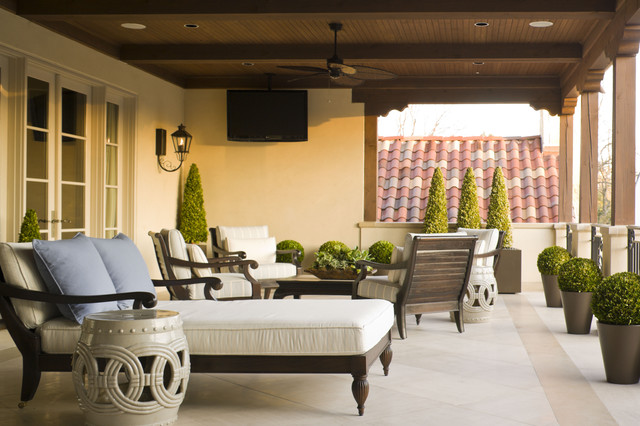 18 Lovely Mediterranean Terrace Designs That Are Perfect For The Summer