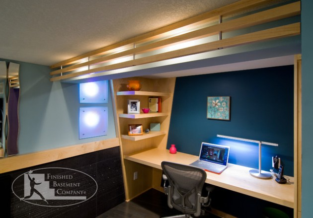Small Modern Office Room