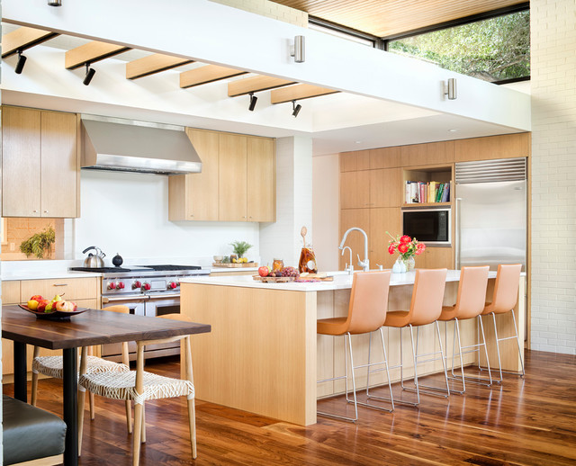 19 Impressive Contemporary Kitchen Designs That Will Blow Your Mind