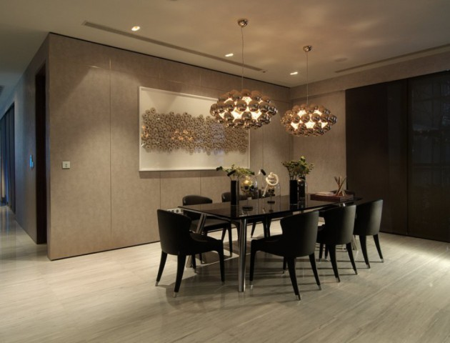 astounding dining room interior design ideas | 19 Extremely Amazing Ideas For Decorating Luxury Dining Room