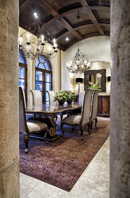 20 Sophisticated Mediterranean Dining Room Designs To Show You What Luxury Is Like