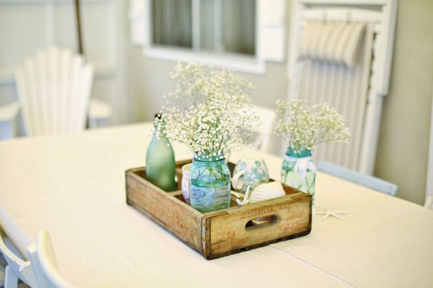 12 Wonderful Summer Table Decoration Ideas