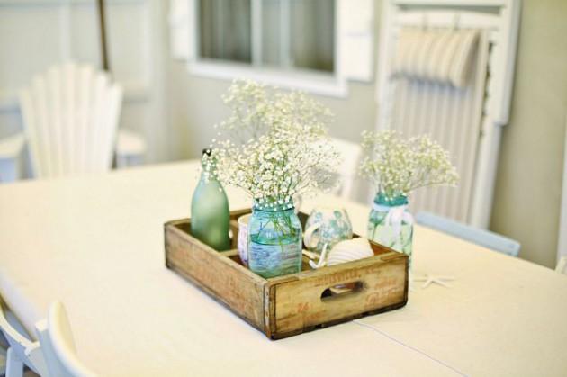 12 Wonderful Summer Table Decoration Ideas