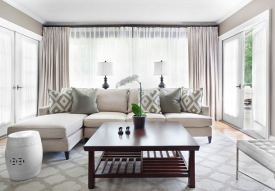 Curtains Ideas For Your Living Room