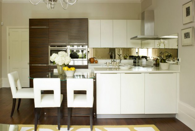 16 Wonderful Two Toned Kitchen Cabinets