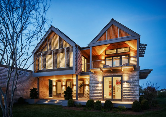 17 Attractive Dream Homes Ideas For All Tastes