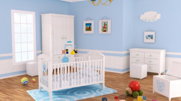 19 Adorable Baby Boy Nursery Design Ideas