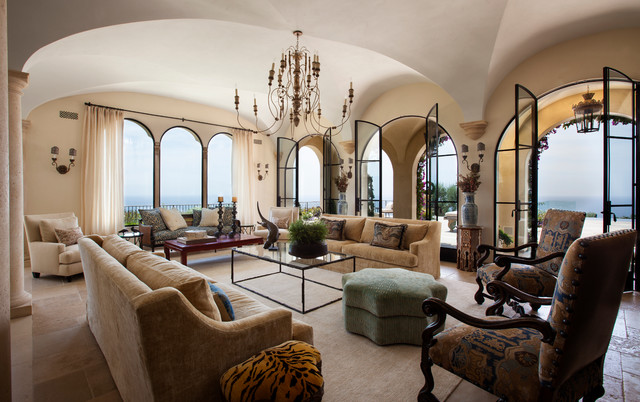 16 Classic Mediterranean Living Room Designs Youd Wish You Owned