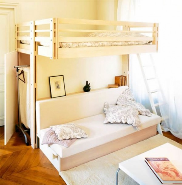 15 Functional Space Saving Bed Solutions