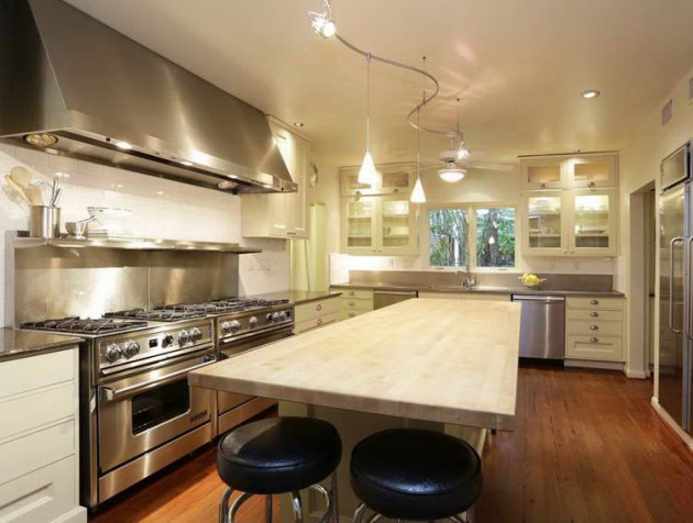 lighting in kitchens ideas 16 functional ideas of track kitchen lighting 7050