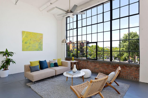 The Beauty Of Industrial Interior Design