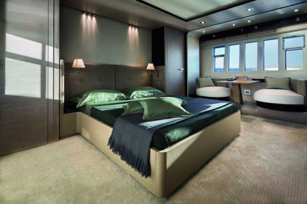 17 Extraordinary Yacht Bedroom Designs That You Will Want To Sleep In
