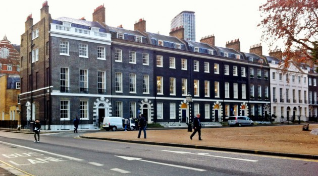 London townhouses | by imule