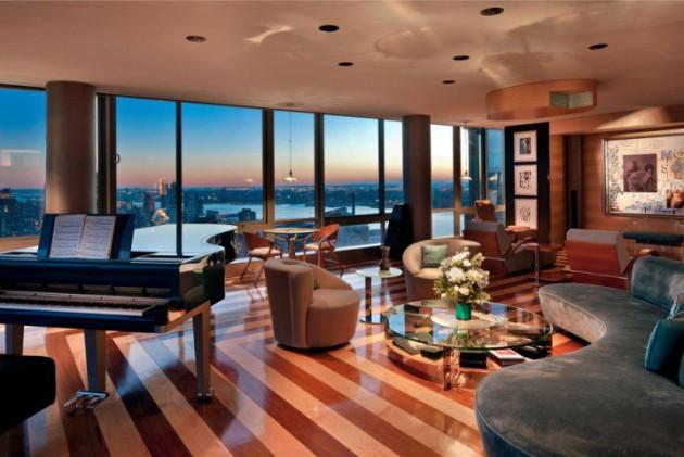 17 Luxury & Stylish Interior Designs With Piano